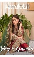 - Embroidered Chiffon Designs shirt  - Exclusive Fancy Embroidered Chiffon/Net Dupattas  - Plain Dyed Shalwar