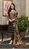 - Unstitched Digital Print Viscose Jacquard Embroidered Shirts Designs  - Chiffon Digital Print Banarsi Dupattas  - Plain Dyed Shalwar