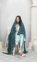 – Unstitched Tie & Dye Allure Grip Silk Shirt – Table Printed Chiffon Dupatta – Unstitched Tie & Dye Allure Grip Silk Shalwars