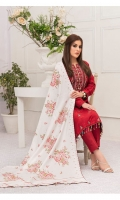 - Un-Stitched Fancy Viscose Banarsi Shirt Embroidery Designs   - Splendid Broshia Dupattas  - Dyed Shalwar