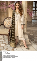 Embroidered Jacquard Unstitched 3 Piece Suit