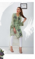 One Piece Embroidered Kurti