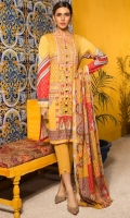 Shirt : Digital Printed Lawn Shirt  Trouser: Dyed Cotton Trouser  Dupatta: Digital Printed Lawn Dupatta