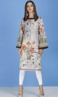 Luxury Pret Embroidered Lawn Shirt