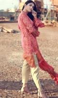 Formal Lawn Stitched 3 Piece Suit