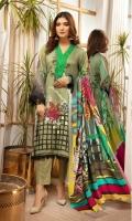 Digital Cotail Linen Wool Shawl Plain Trouser