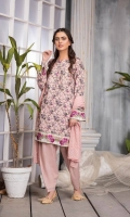 Digital Printed Front Digital Printed Back Digital Printed Sleeves Chikankari Chiffon Dupatta Dyed Cotton Trouser
