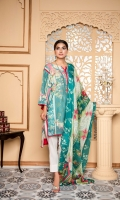 Digital Printed Jacquard Front Digital Printed Jacquard Back Digital Printed Jacquard Sleeves Digital Printed Lawn Dupatta Jacquard Trouser