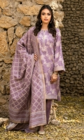 Jacquard Shirt, Dyed Cambric Bottom, Jacquard Dupatta