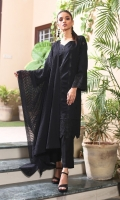 3 Mtr Shifli Embroidered Shirt 2.5 Mtr Shifli Dupatta 2.5 Mtr Trouser