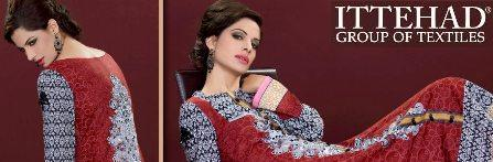 Ittehad Royal Khaddar Collection 2012