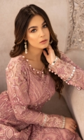 Embroidered Chiffon Panel For Front 7 PCEmbroidered Chiffon Panel For Back 7 PCEmbroidered Chiffon Front Body 1 PCEmbroidered Chiffon Back Body 1 PC Embroidered Chiffon Sleeves 0.66 MTR...
