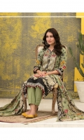 Embroidered Printed Lawn Shirts designs Printed Lawn Dupattas  Plain Cambric Shalwars