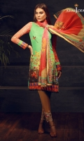 """45"""" Shirt front and back 26"""" sleeves 2.5 meter dupatta 2 meter trouser 6 buttons Embroidered patch (border and motifs)"""