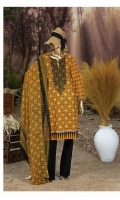 Shirt: - Printed and Embroidered Cambric Dupatta: - Printed Chiffon Trouser: - Dyed Cambric