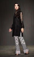Includes Shirt and Trousers  Fabric (Shirt): Organza  Fabrics (Trousers): Grip  Includes Lining and Accessories