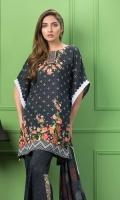 2.5 Meter Printed Dupata 3 Meter Print Shirt 2.5 Meter Dyed Trouser