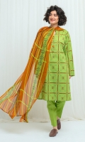 2.9 Mtrs Printed Lawn Shirt 2.5 Mtrs Printed Blended Chiffon Dupatta