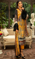 Dyed Front Embroidered 1.25 M Digital Printed Back & Sleeves 1.75 M Digital Print Shawl 2.50 M Dyed Trouser 2.50 M Embroidered Lace on Fabric 1 Yard Embroidered Motifs on Fabric 2 Pc