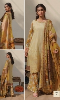 Embroidered Leather Peach Printed Wool Shawl