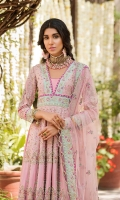 Shirt  Ready to wear raw silk heavy embroidered & adda work with cancan Dupatta  net embroidered finished with adda work patti
