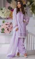 Shirt: Premium self print khadi net embellised with 3D flowers and pearls  Pant: Rawsilk patiala shalwar  Dopatta: Pearl embellished chiffon dopatta