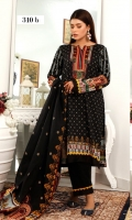 Printed Cotton Cambric Shirt Printed Cambric Dupatta Dyed Trouser