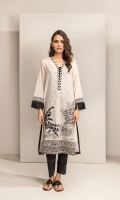 DIGITAL PRINTED EMBROIDERED SHIRT 3 MTRS