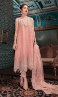 2M emb Khadi net, 0.6M emb Khaddi net for yok  1.15M Khadi Net, 3M Embroidery Lace 2.5 Mtr Emb Dupatta 2.5 mtr dyed trouser 2 mtr Dyed Inner
