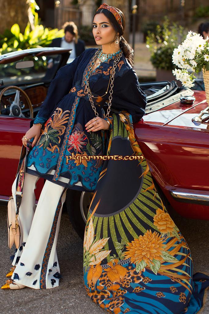 16e5b1e7cd Elan Exclusive Lawn Collection 2019 | Pakistani Clothes & Fashion ...