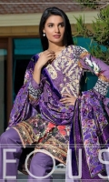 Digital Shirt 3 Mtr Plachi Dupatta 2.5 Mtr Trouser 2.5 Mtr