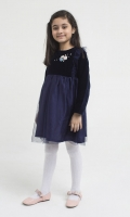 This Luxurious Dress Is Sure To Stand Out At Her Next Special Event. It