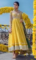 Pishwas Sequin Chiffon Embellished Front & Back. Organza Embellished Sleeves. Dupatta Organza Embellished Dupatta. Pajama Viscous Churidaar.