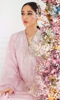 Rosa Silk Shirt and Dupatta
