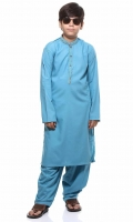 Wash N Wear Formal Boys Kurta Shalwar