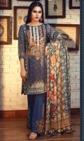 Linen with pure silk viscose Dupatta