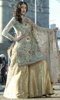 '-FRONT EMBROIDERED CHIFFON WITH HANDWORK -BACK EMBROIDERED CHIFFON WITH HANDWORK -SLEEVES EMBROIDERED CHIFFON WITH HANDWORK -DUPATTA EMBROIDERED CHIFFON -INNER COTTON SILK -JAMAWAR TROUSER AND ACCESSORIES