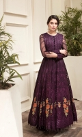 EMBROIDERD FRONT BODY EMBROIDERD BACK BODY EMBROIDERED PANNELS EMBROIDERED SLEEVES EMBROIDERED FRONT,BACK & SLEEVES BORDER EMBROIDERED NET DUPATTA EMBROIDRED DUPATTA PATCH DYED TROUSER