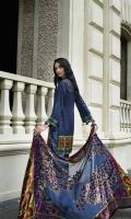 Twill Linen Shirt Print Premium Velvet Dupatta Twill Linen Trouser