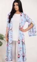 Casual Pret Linen Coat