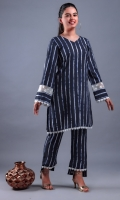 Casual Pret Linen 2 Piece Suit