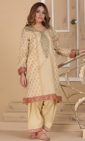 embroidered and embellished panneld shirt.