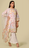 Digital Printed & Embroidered suit