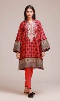 Embroidered Cambric Kameez 3.25m Shalwar 2.5m