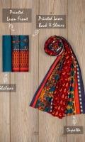 Shirt Front 1.25m Shirt Back & Sleeves 2m Dupatta 2.5m Shalwar 2.5m