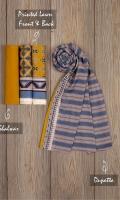 Shirt Front 1.25m - Shirt Back 1.25m - Sleeves 0.75m - Dupatta 2.5m - Shalwar 2.5m