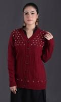Textured Woollen Free Size Sweater