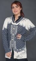 Embroidered Acrylic Free Size Sweater