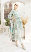 Embroidered Linen Linen Shawl Plain Trouser