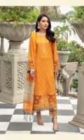Embroidered Lawn Front Embroidered Lawn Back Embroidered Lawn Sleeves Khaddi Net Dupata Embroidered Front Daman Patch Embroidered Sleeves Patch Embroidered Trouser Patch Dyed Camric Lawn Trouser